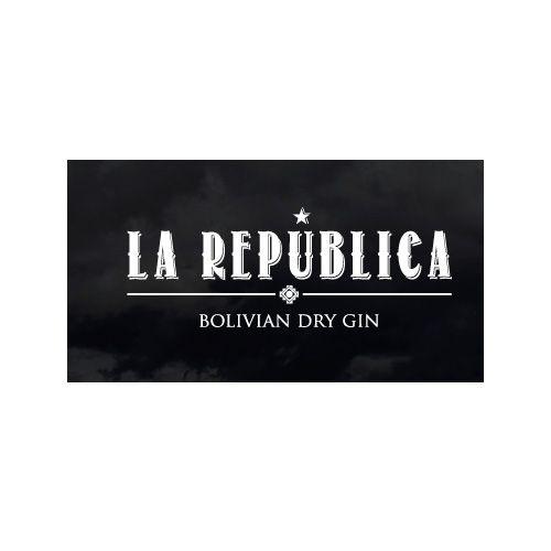La República Bolivian Dry Gin